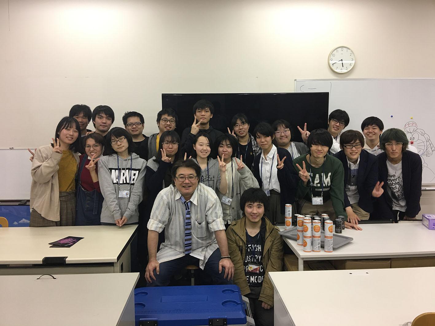 アニメ学科の学園祭「神フェス2019」~!